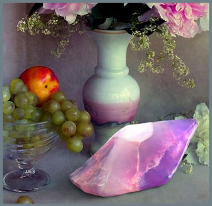 サボンの宝石石鹸