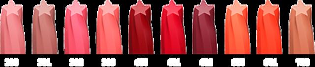 ANNA SUIの流れ星リップ