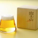 スガハラの富士山グラスで世界遺産を感じながら乾杯