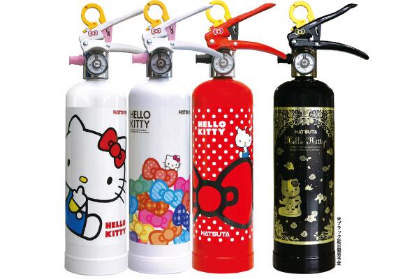 おしゃれな家庭用消火器