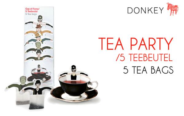 DONKEY PRODUCTSの紅茶