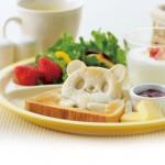 いつもの食パンが激かわなトーストに♡パンDEポップ! アップ!