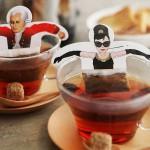 著名人がのんびり入浴!?DONKEY PRODUCTSの紅茶がとってもキュート